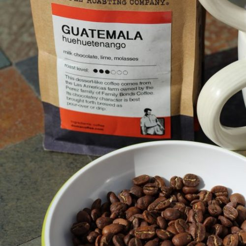 Guatemalan Coffee Pumpkin Spice Recipe