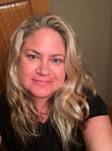 Julie Hoag blogger and author. Coffee review post.