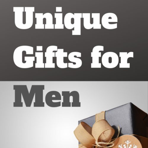 10 Unique Gifts for Men