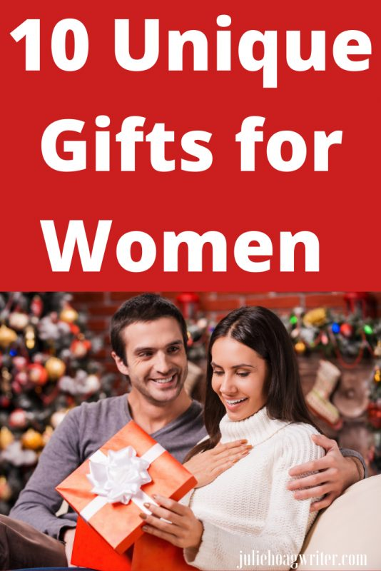 10 unique gifts for women Christmas gifts