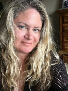 Blogger and author Julie Hoag