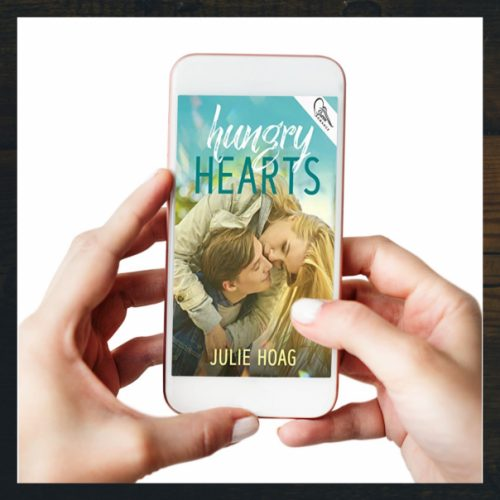Hungry Hearts Young Adult novel by Julie Hoag