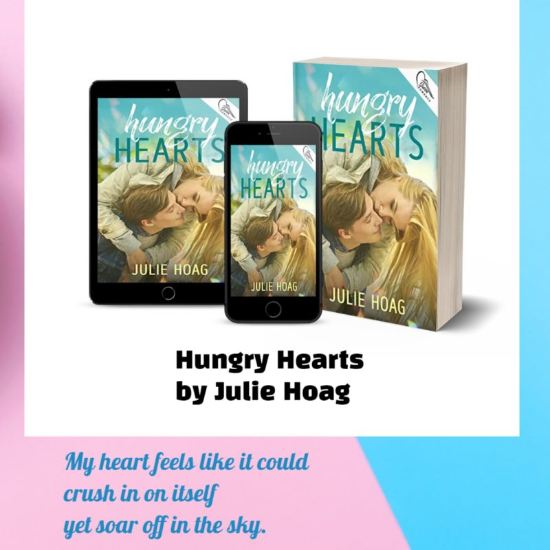 Hungry Hearts Young Adult novel