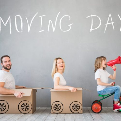 parenting tips for helping kids cope with moving
