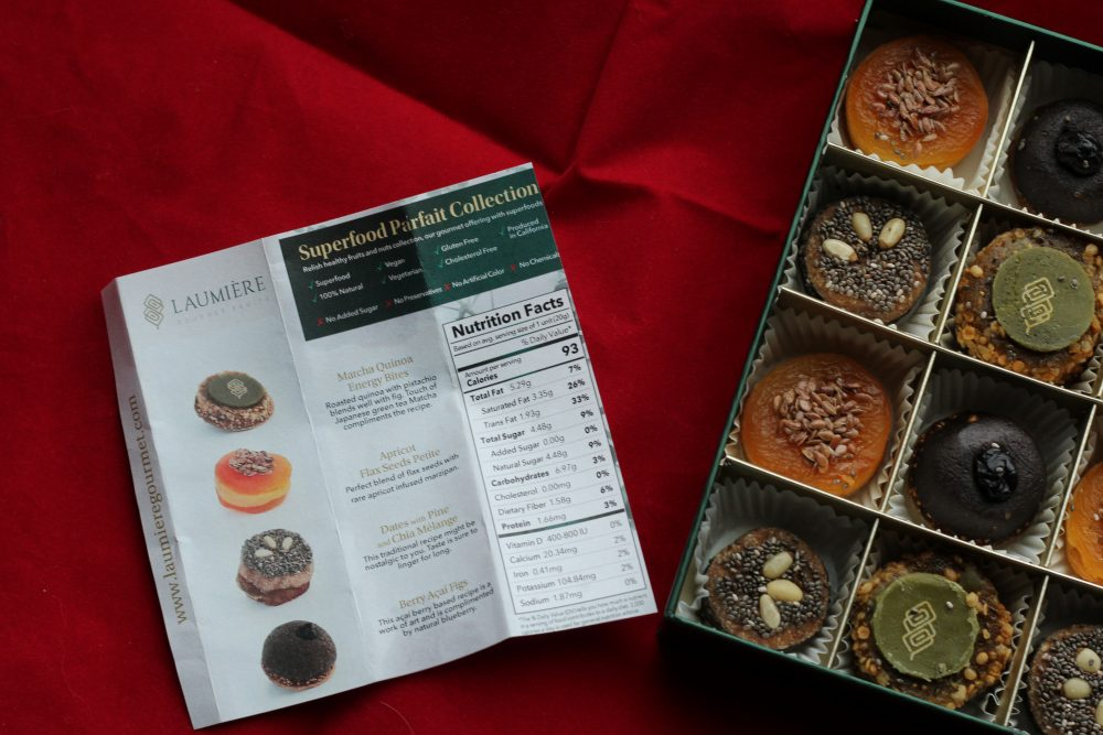 Sugar Free Desserts to Buy box and brochure