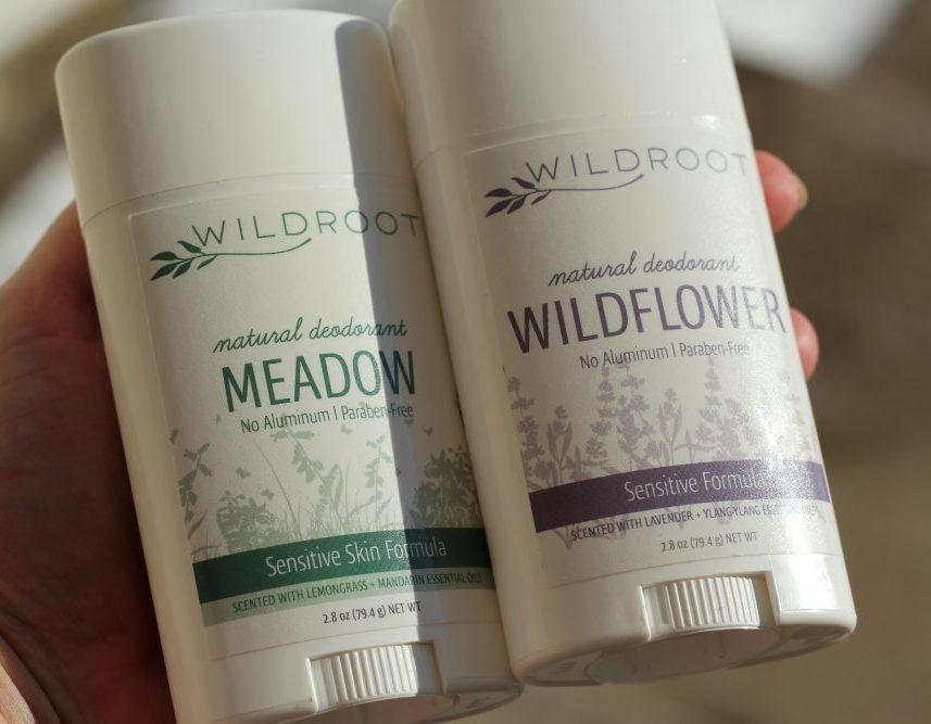 try Aluminum Free Deodorant, Natural Deodorant for Women
