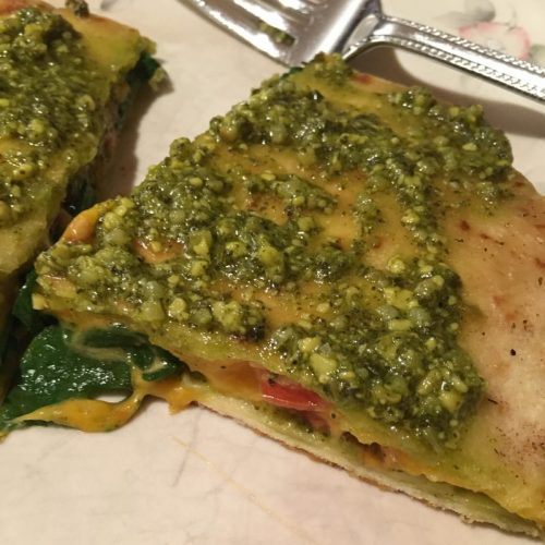 pesto-quesadilla-for-lunch-dinner-or-appetizer