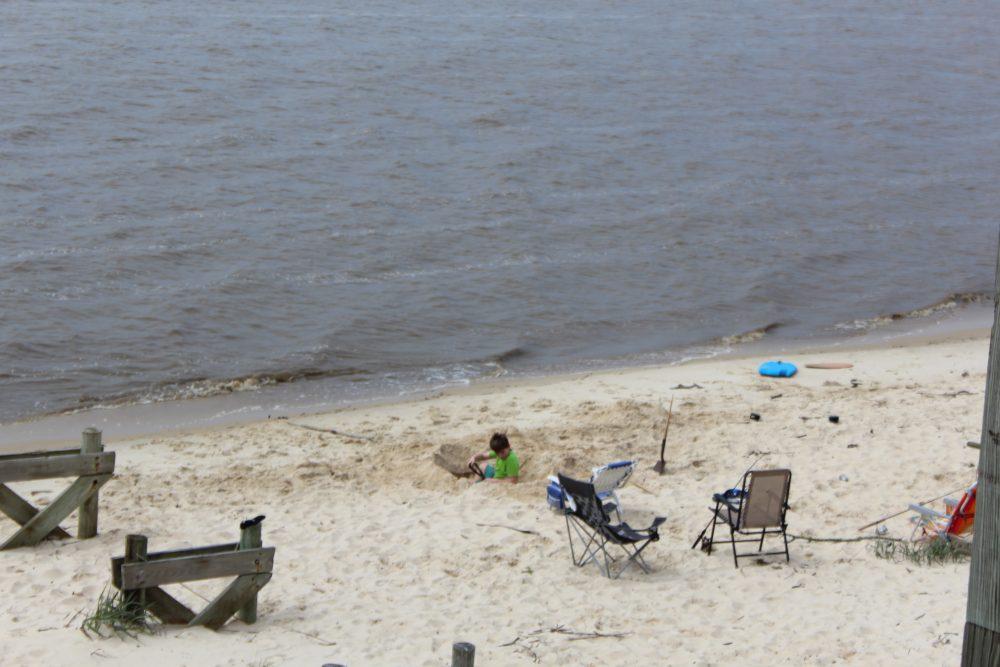 beach shoreline Seaside House Rentals