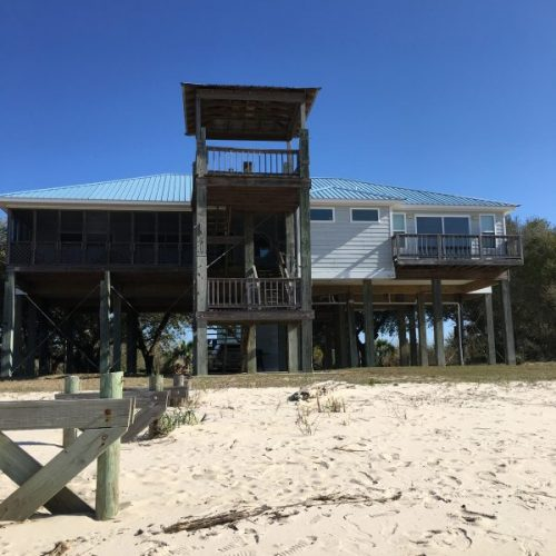 Seaside House Rentals on the Gulf of Mexico