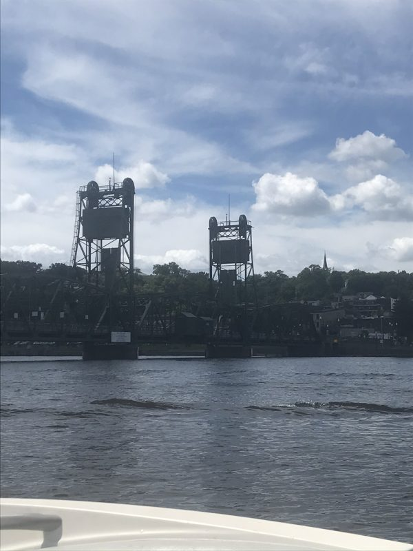 The Historic Stillwater Lift Bridge