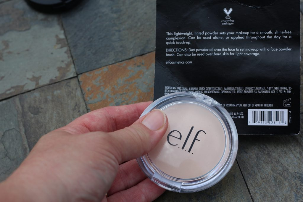 Cruelty free skin care powder makeup not tested on animals
