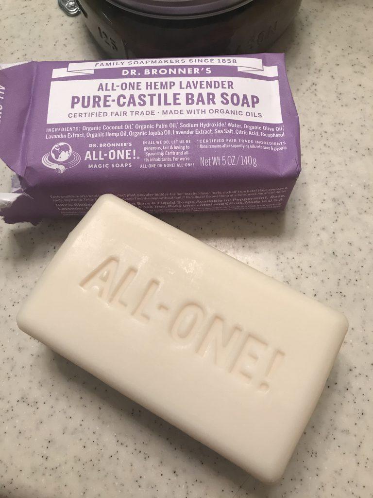 all natlural cruelty free organic bar soap