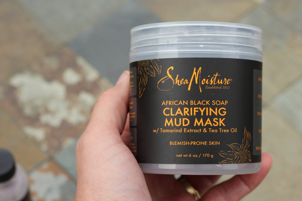 Cruelty free skincare and makeup clarifying mud mask