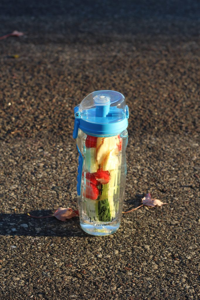 The Best Infusion Water Bottle for Busy Moms take it along on a walk