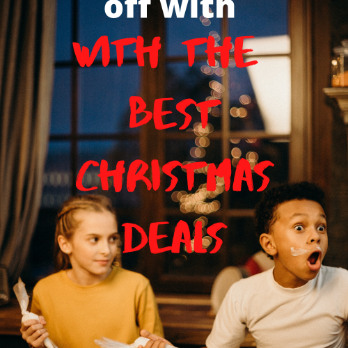 Cheap Christmas Holidays with online shopping deals.