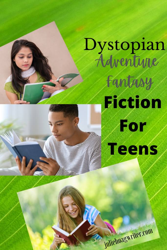 Books For Teens young adult dystopian novels